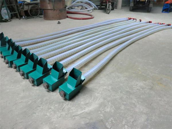 软管式螺旋输送机