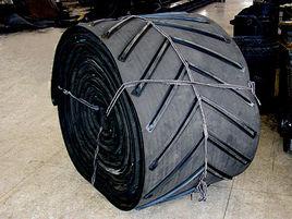 防滑输送带